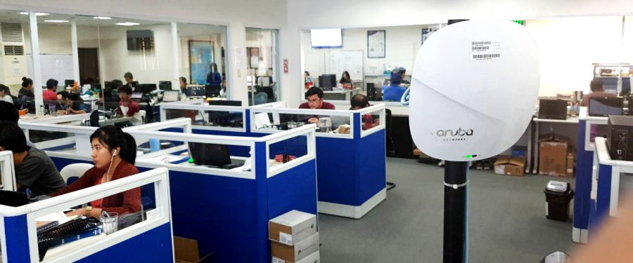 First Gigabit Wi-Fi in the Philippines